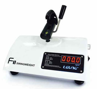 F1 swing weight counter